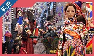 【獨家實拍】Dolce&Gabbana 圣誕市集在米蘭Corso Venezia 7精品店
