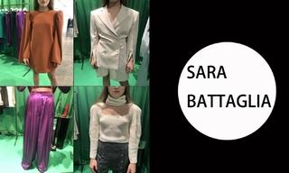 Sara Battaglia -2020/21秋冬订货会(1.15)