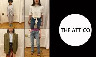 The Attico-2020/21秋冬订货会(1.15)