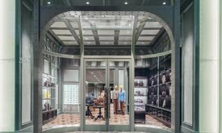 【店鋪賞析】Gucci 在比弗利山莊開設男裝旗艦店 & GUCCI PIN 米奇主題限時精品店入駐法國春天百貨 Printemps