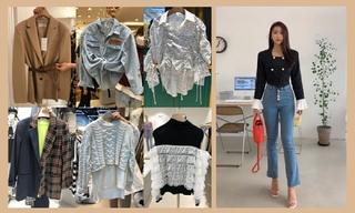 【韓國東大門】西裝|牛仔|印花
