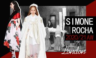 Simone Rocha:生命的輪回(2020/21秋冬)