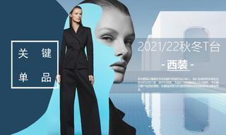 2021/22秋冬T臺關鍵單品:西裝