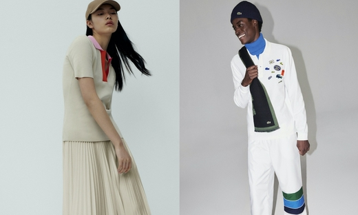 2020初秋[Lacoste]巴黎时装发布会