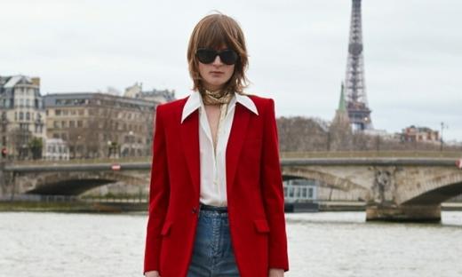 2020初秋[Saint Laurent]巴黎时装发布会