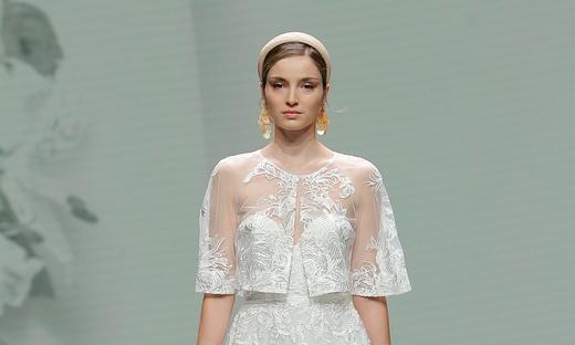 2021春夏婚纱[Jesus Peiro]巴塞罗那时装发布会