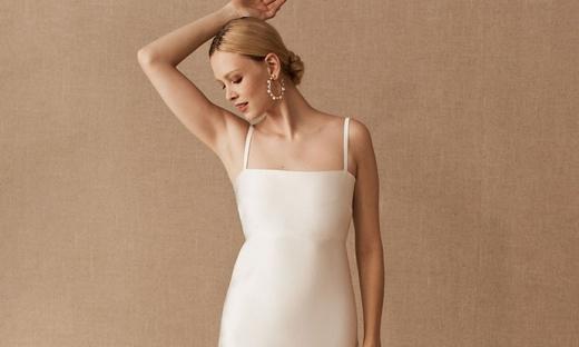 2021春夏婚纱[BHLDN]纽约时装发布会