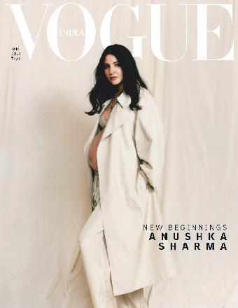 Vogue 印度 2021年1月