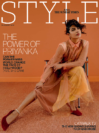 The Sunday Times Style 英国 2021年1月