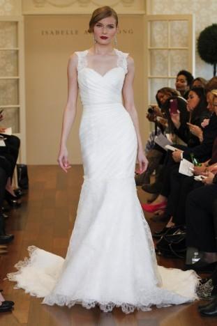 2015秋冬婚紗[Isabelle Armstrong]紐約時裝發布會