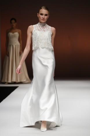 2015秋冬婚紗[Olia Zavozina]紐約時裝發布會