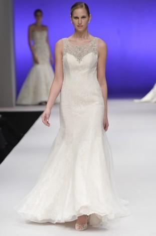 2015秋冬婚紗[Casablanca Bridal]紐約時裝發布會